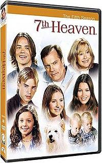 <i>7th Heaven</i> (season 5) season of television series
