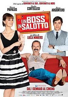 <i>A Boss in the Living Room</i> 2014 Italian film