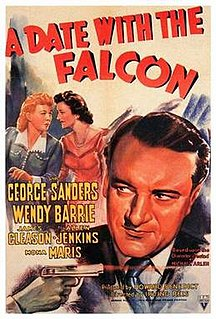 <i>A Date with the Falcon</i> 1942 film by Irving Reis