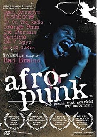 Afro-Punk (film) - Image: Afro Punk (film)