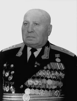 Committee for State Security of the Georgian Soviet Socialist Republic - Alexi Inauri was the leader of the Georgian KGB from 1954 to 1986.