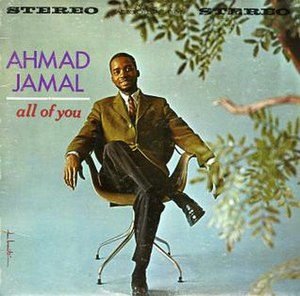 All of You (Ahmad Jamal album)
