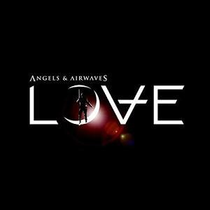 Love (Angels & Airwaves album) - Image: Angels & Airwaves Love cover