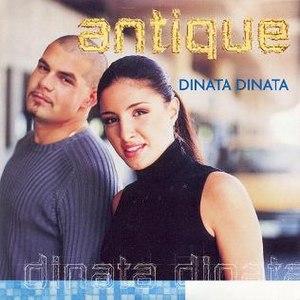 Dinata - Image: Antique dinata