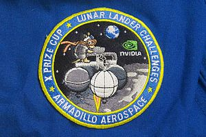Armadillo Aerospace - Armadillo 2006 mission patch