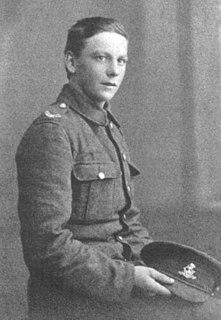 Arnold Loosemore Recipient of the Victoria Cross