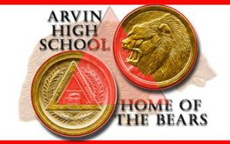 Arvin High School - Bear Country