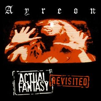 Actual Fantasy - Image: Ayreon Actual Fantasy