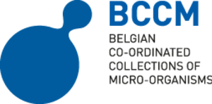 Belgian Co-ordinated Collections of Micro-organisms - Image: BCCM consortium logo