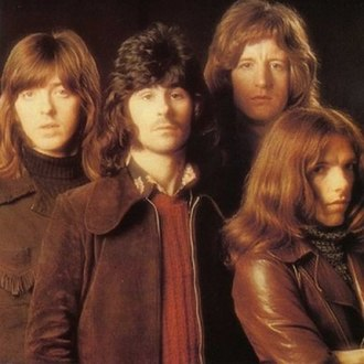 Badfinger - Image: Badfinger Straight Up