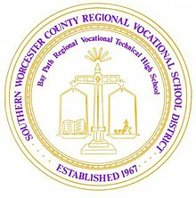 Bay Path Regional Vocational Technical High School Seal.JPG