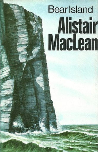Bear Island (novel) - First edition cover (UK)