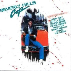 Beverly Hills Cop (soundtrack) - Image: Beverly Hills Cop soundtrack album cover