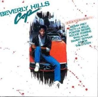 Beverly Hills Cop (soundtrack) - Image: Beverly Hills Cop soundtrack album cover