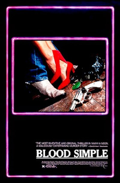 Picture of a movie: Blood Simple