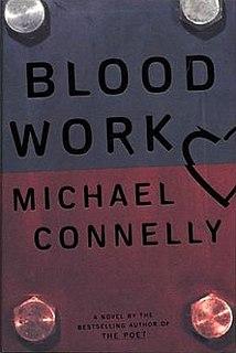 <i>Blood Work</i> (novel)
