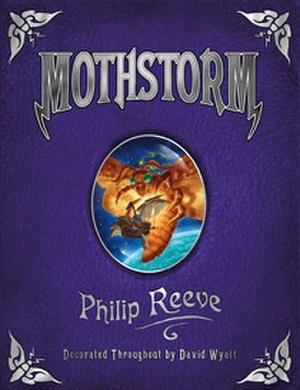 Mothstorm - Image: Book mothstorm philip reeve