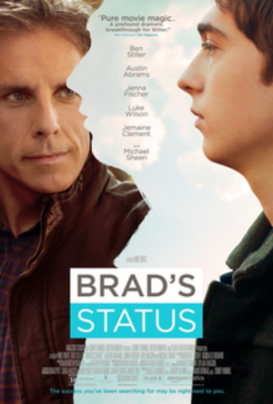 Brad's Status - Theatrical release poster
