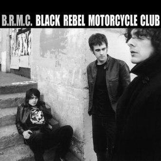 B.R.M.C. (album) - Image: Brmccover