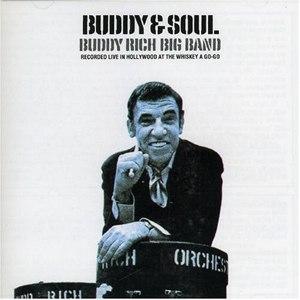 Buddy & Soul - Image: Buddy Rich Buddy And Soul 300