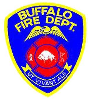 Buffalo Fire Department - Image: Buffalo Fire Departmentlogo