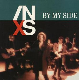 By My Side (INXS song) - Image: By My Side INXS