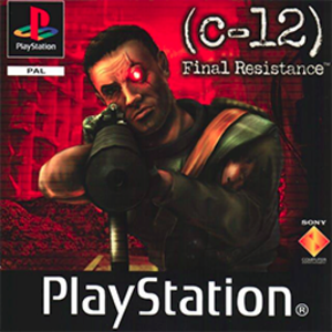 C-12: Final Resistance - Cover art