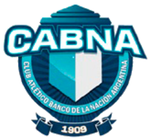 Club Atlético Banco de la Nación Argentina - Image: CA Banco nacion logo