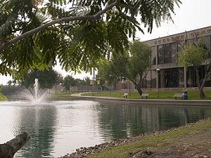 College of the Mainland - Image: COM campus 2007