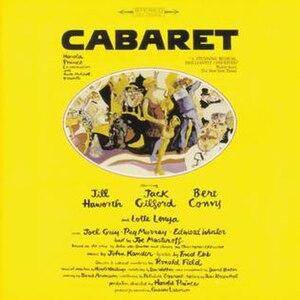 Cabaret (musical) - Original Broadway cast recording