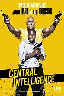 <i>Central Intelligence</i> 2016 film by Rawson Marshall Thurber