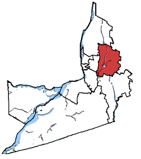 Chambly—Borduas federal electoral district of Quebec, Canada