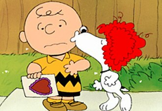 A Charlie Brown Valentine - Screenshot from special