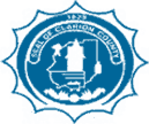 Clarion County, Pennsylvania - Image: Clarion County Pennsylvania seal