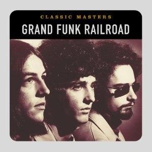 Classic Masters (Grand Funk Railroad album) - Image: Classic Masters (Grand Funk Railroad album)