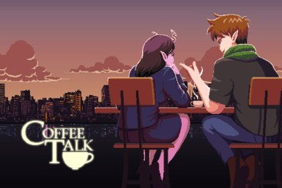 Picture of a game: Coffee Talk