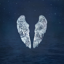 Image result for coldplay ghost stories album