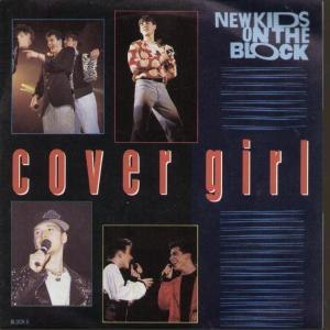 Cover Girl (New Kids on the Block song) - Image: Cover Girl single