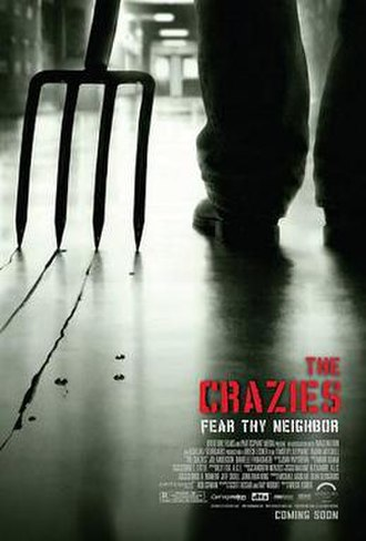 The Crazies (2010 film) - Theatrical release poster