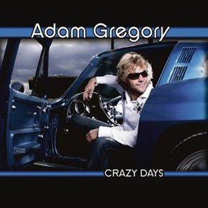 Crazy Days (album) - Image: Crazy Days CD