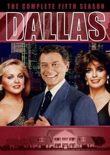 <i>Dallas</i> (1978 TV series, season 5)