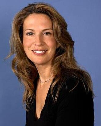 Dana Reeve - Dana Reeve in 1989