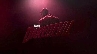 <i>Daredevil</i> (TV series) 2015 American streaming television series