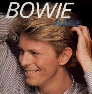 Rare (David Bowie album) - Image: David Bowie Rare