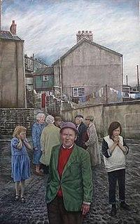 David Carpanini Welsh painter