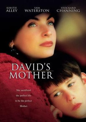 David's Mother - DVD cover