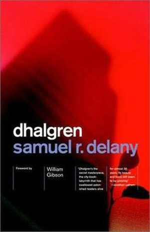 Dhalgren - Cover of Vintage edition.