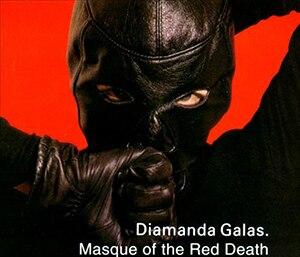 Masque of the Red Death (album) - Image: Diamanda Galas Masque of the Red Death