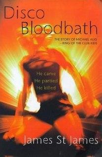 <i>Disco Bloodbath</i> book by James St. James