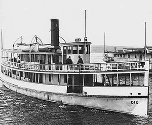 Dix (steamboat) - Image: Dix (steamboat)